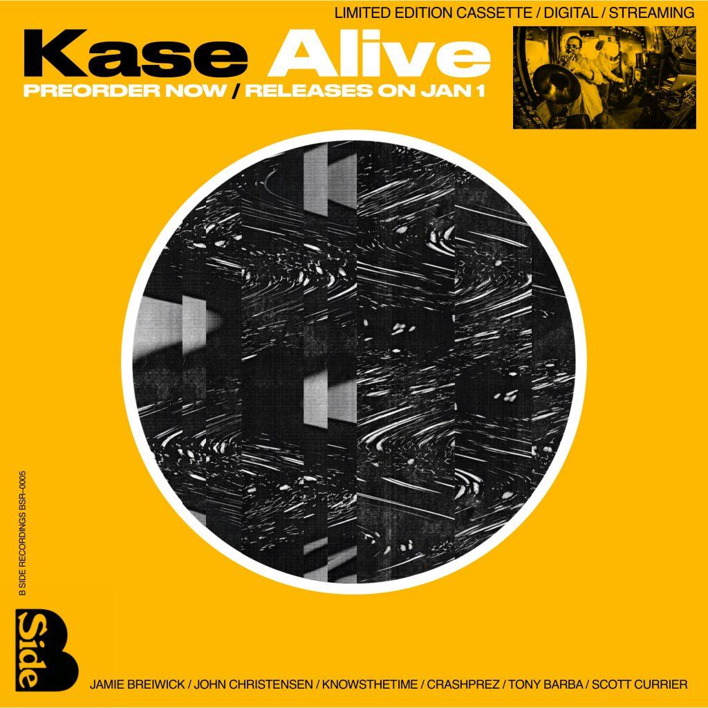 kase alive press